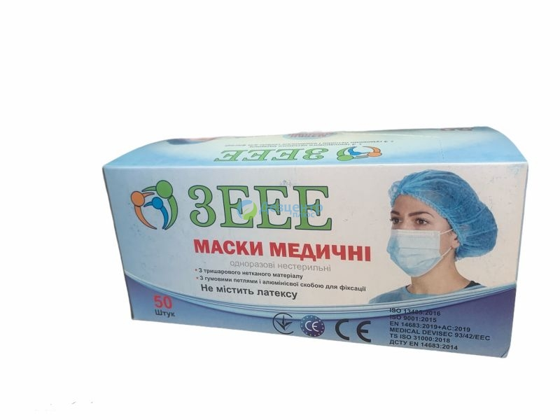 Маска медична