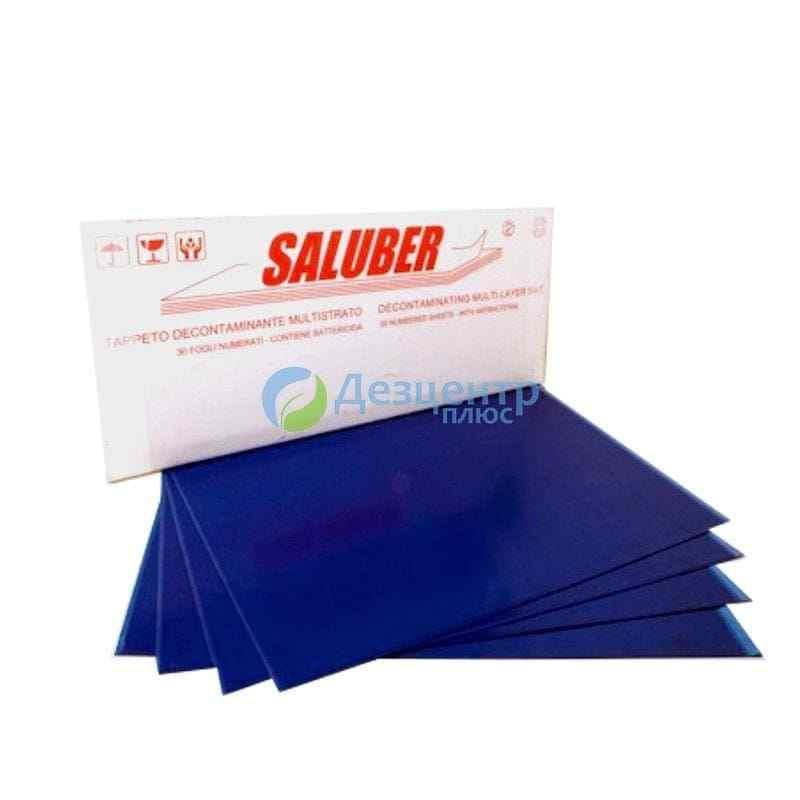 """Дезінфікуючий килимок """"Saluber"""", полімерний, багатошаровий"""