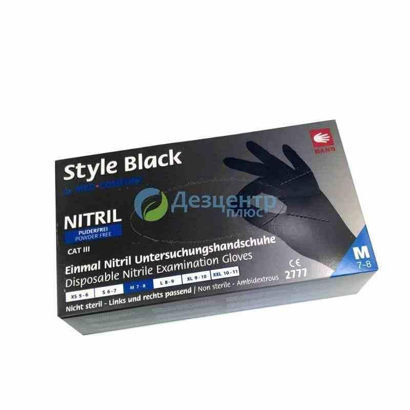 Перчатки STYLE BLACK текстурированные (4,0 г)