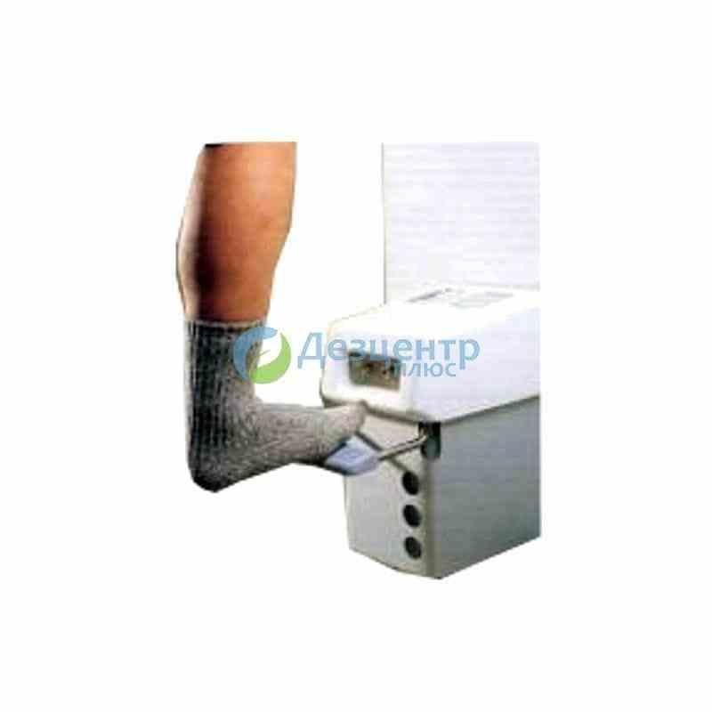 Распылительная установка для обработки ног